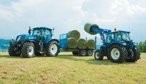 New Holland T4 PowerStar